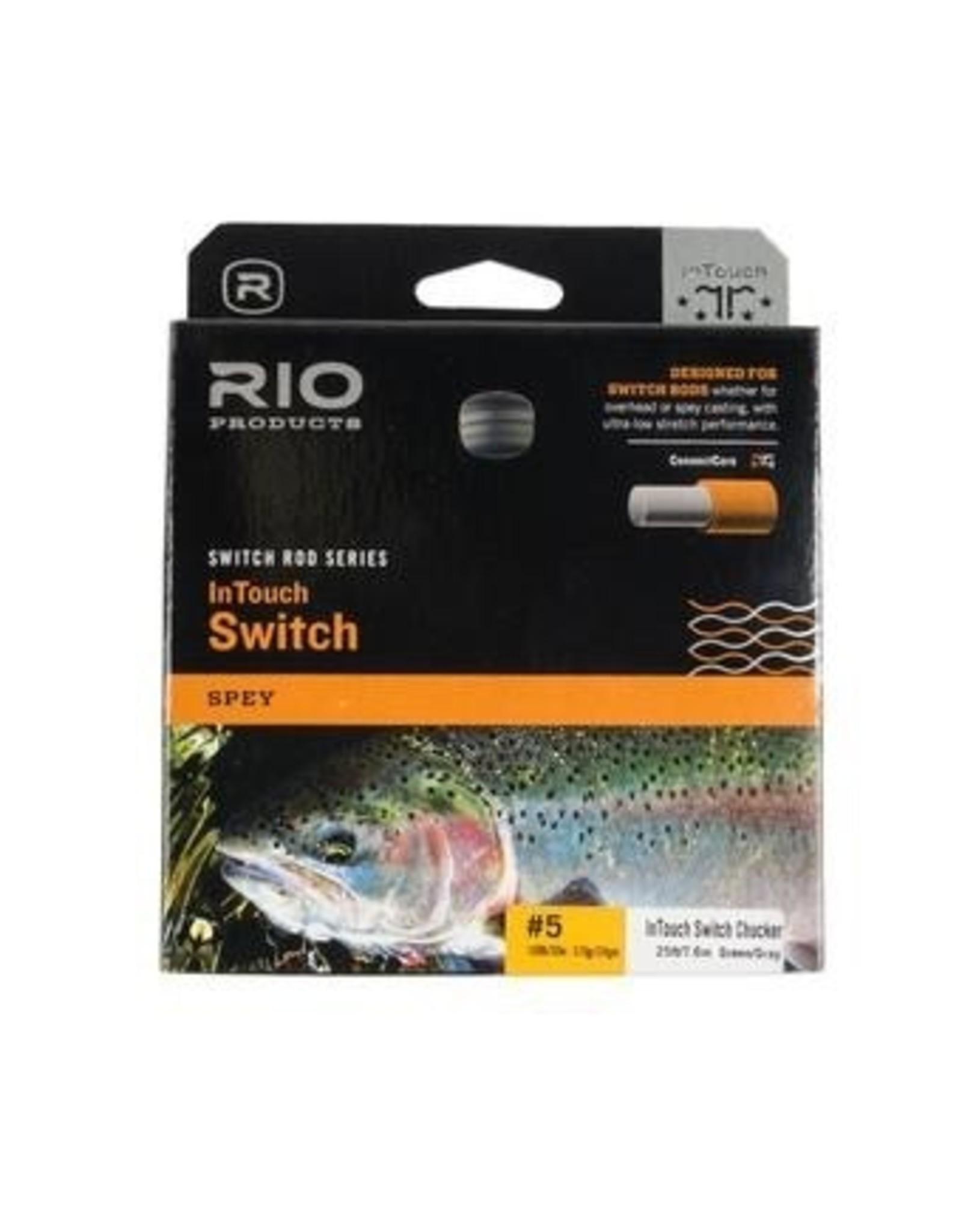 Rio Rio Intouch Switch Line Chucker #5