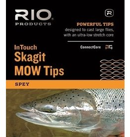 Rio Rio Skagit MOW tips Light IMOW 7.5 ft Int/ 2.5 ft T-8