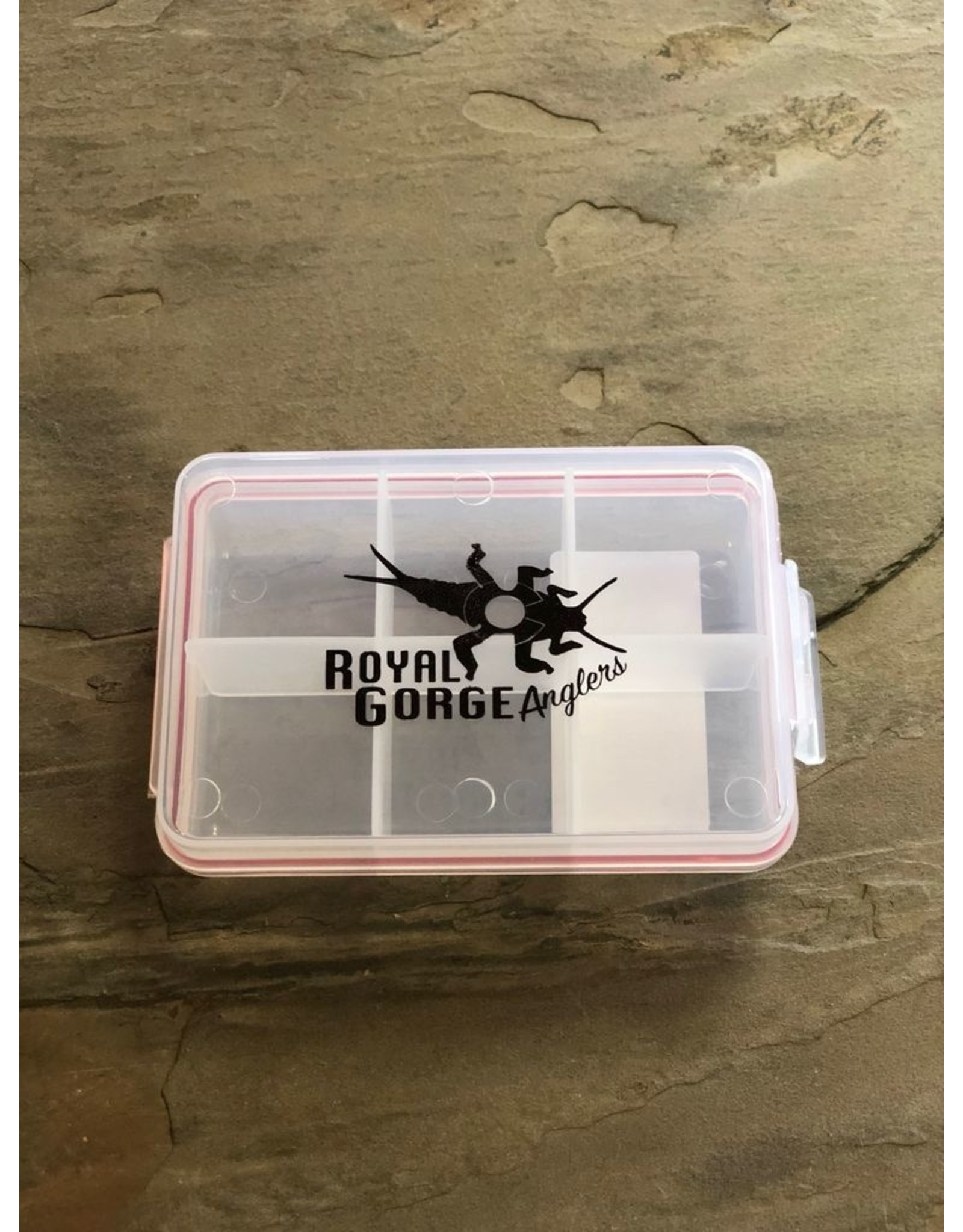 RGA Small 6 Compartment Flybox
