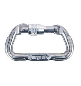 NRS NRS Omega Standard Locking D Carabiner