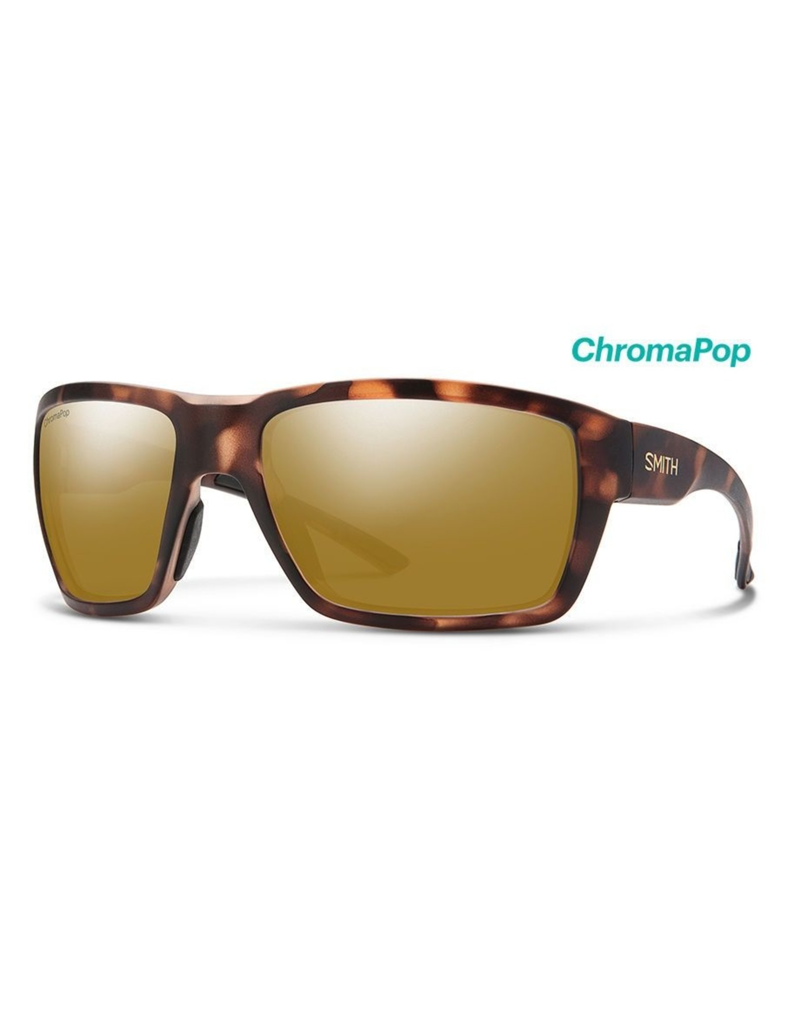 Smith SMITH Highwater (ChromaPop PLUS Bronze Mirror) Matte Tortoise Frame