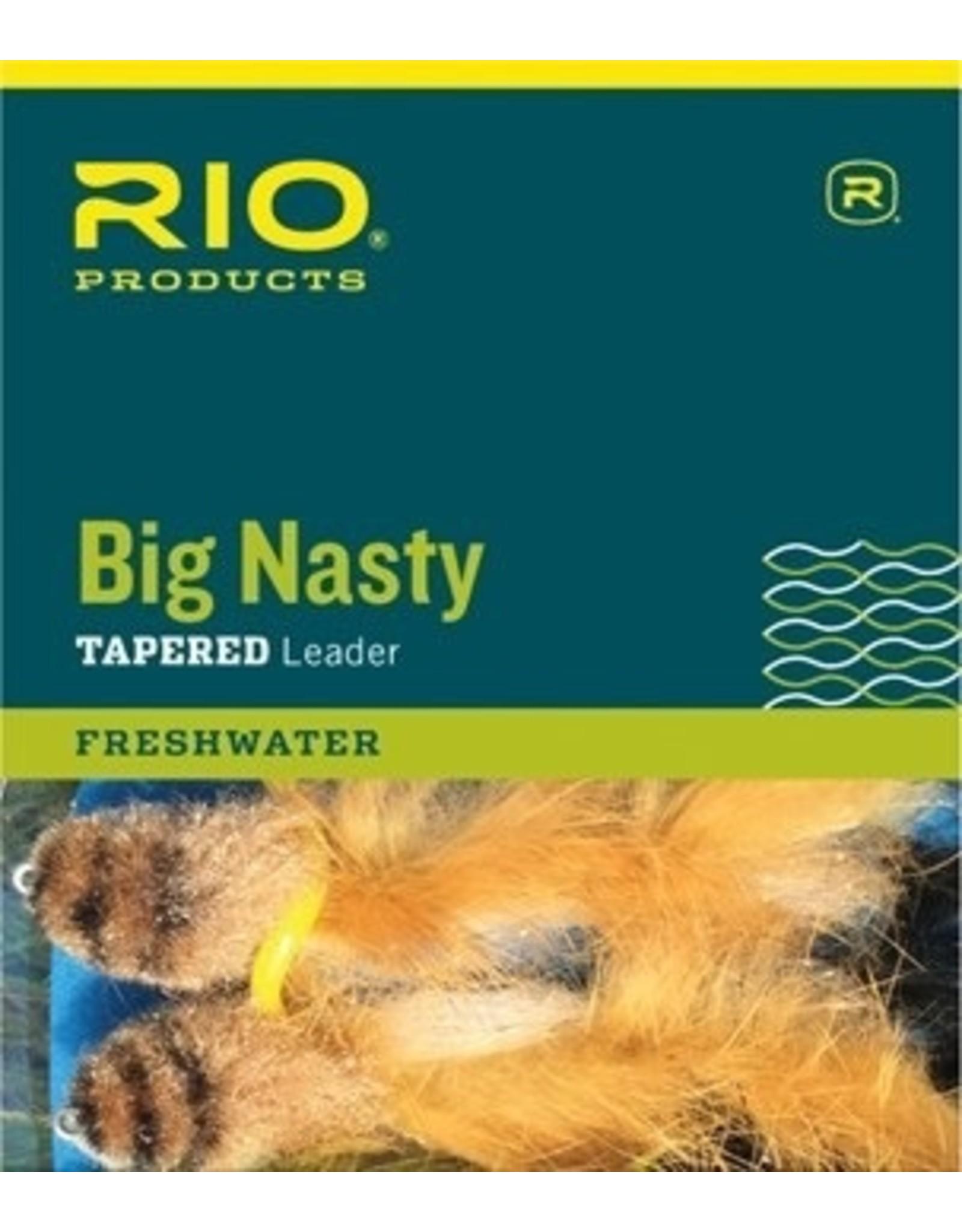 Rio RIO Big Nasty Leader 6' 12lb