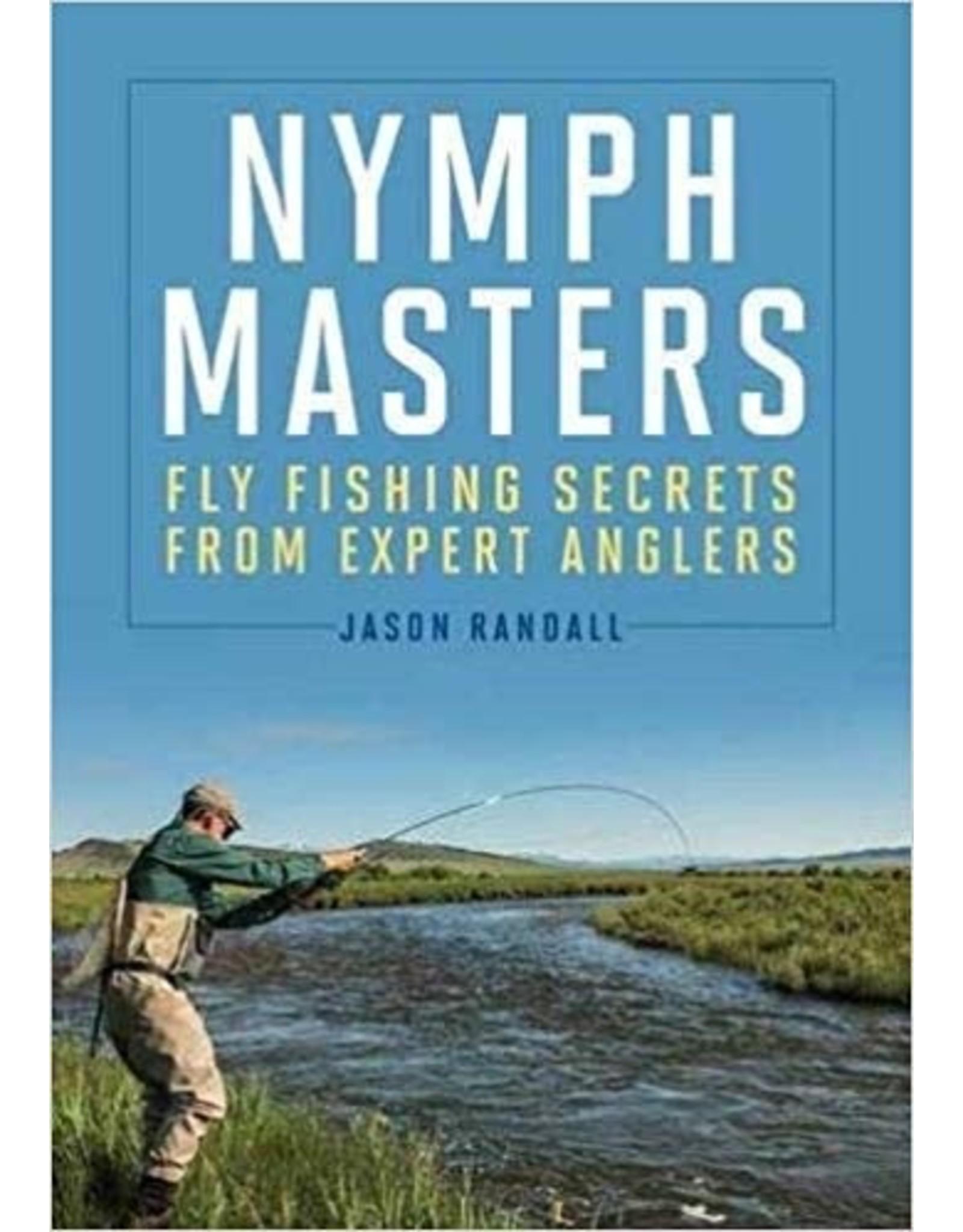 Books Nymph Masters by Jason Randall