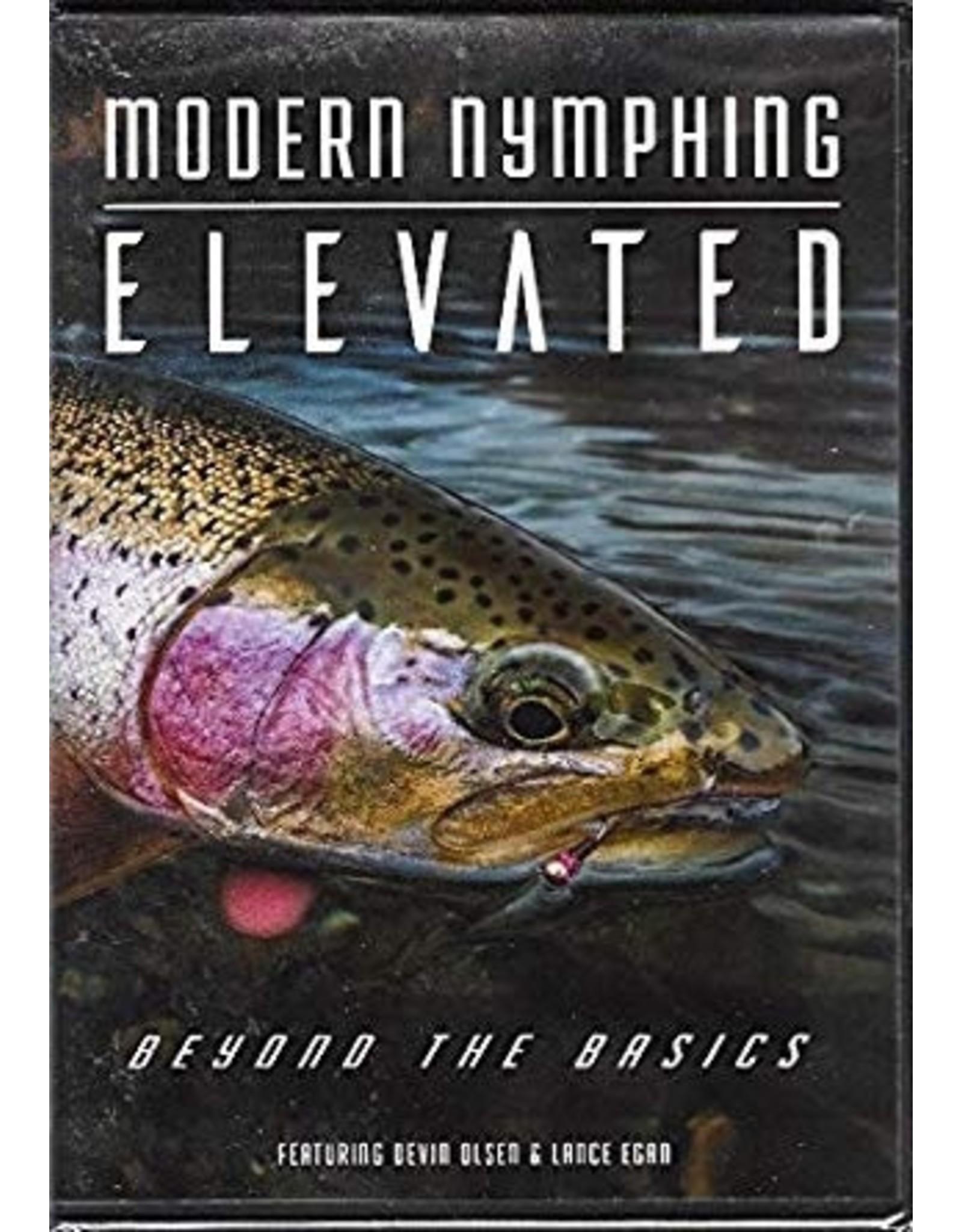 DVD Modern Nymphing Elevated, Devin Olsen & Lance Egan