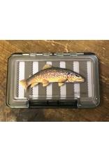 MFC MFC Waterproof Fly Box- Sundell's Brown (Medium)
