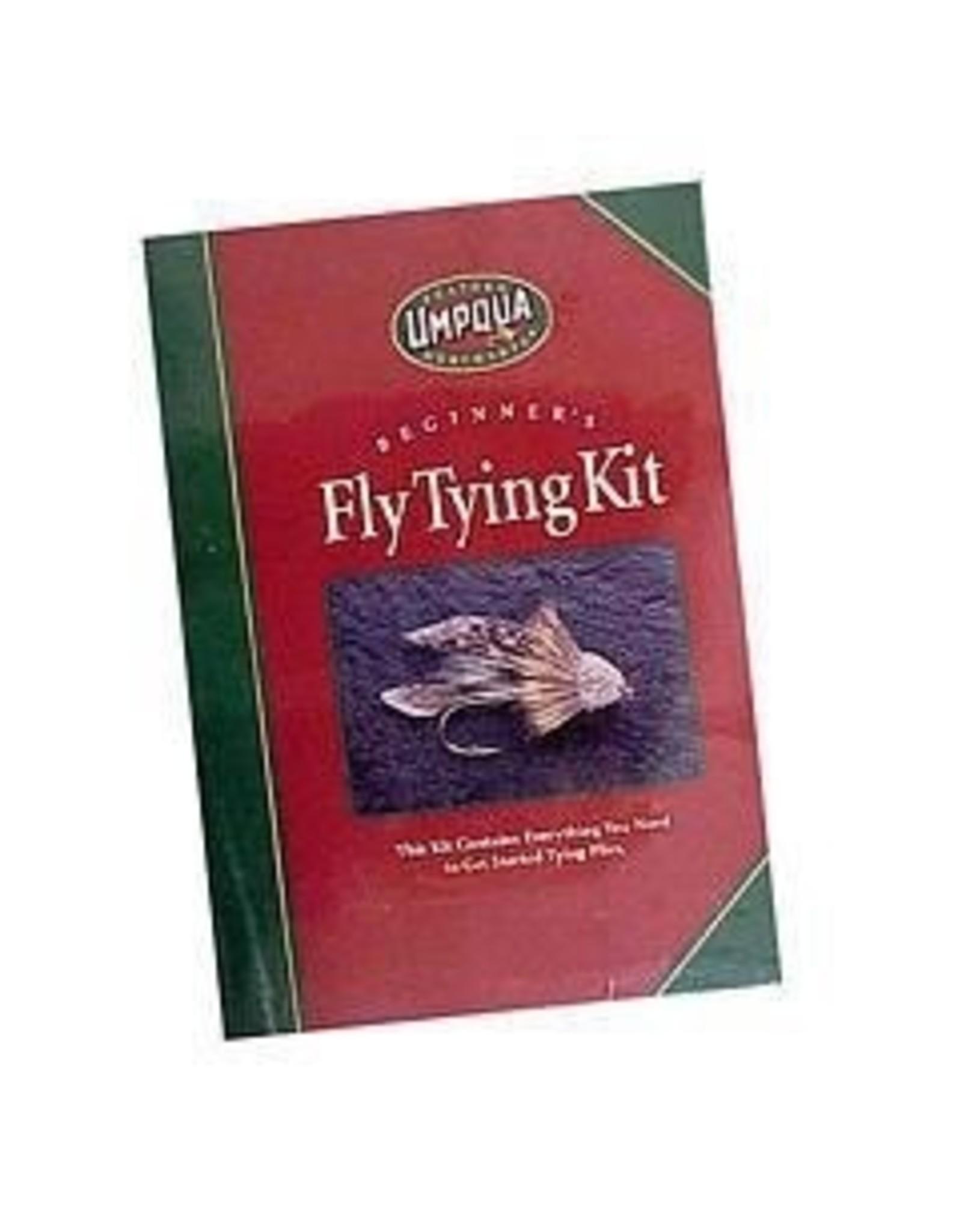 Umpqua Umpqua Beginner's Fly Tying Kit