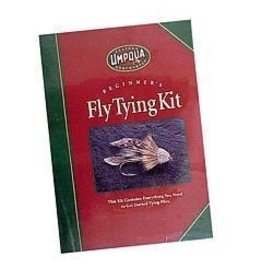Umpqua Umpqua Beginner's Fly Tying Kit