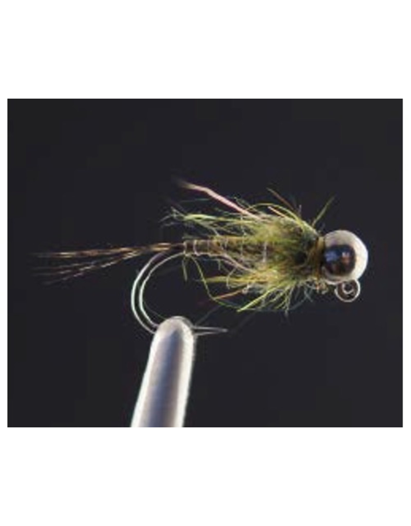 MFC Strolis' Quill Bodied Jig Olive (3 Pack)