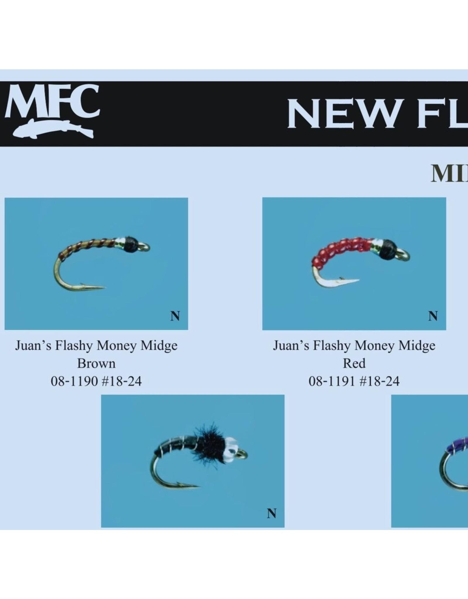 MFC Juan's Flashy Money Midge (3 Pack)