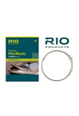 Rio RIO Freshwater Pike/Musky Leader 20lb wire with Snap