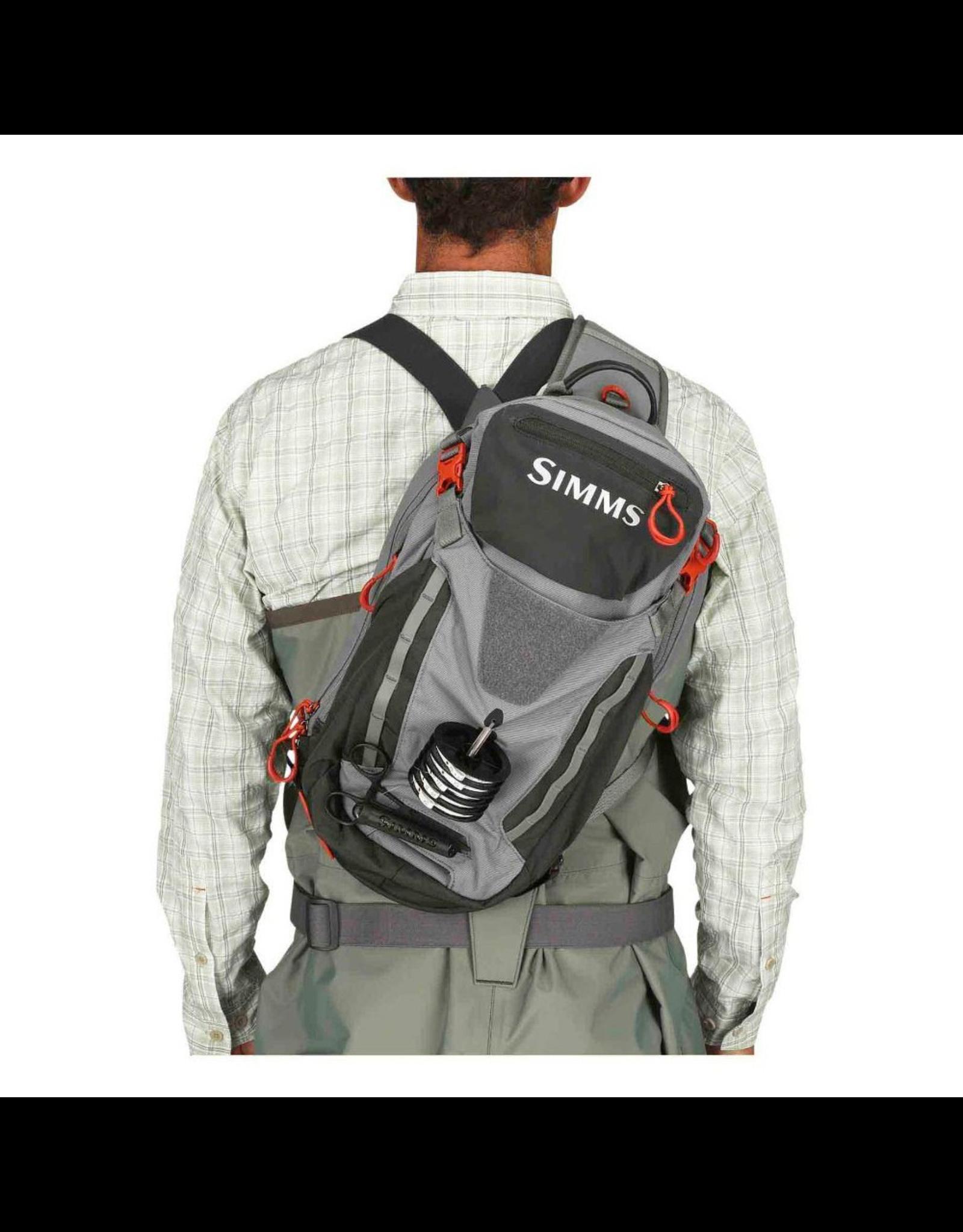 Simms Simms Freestone Ambidextrous Fishing Sling Pack