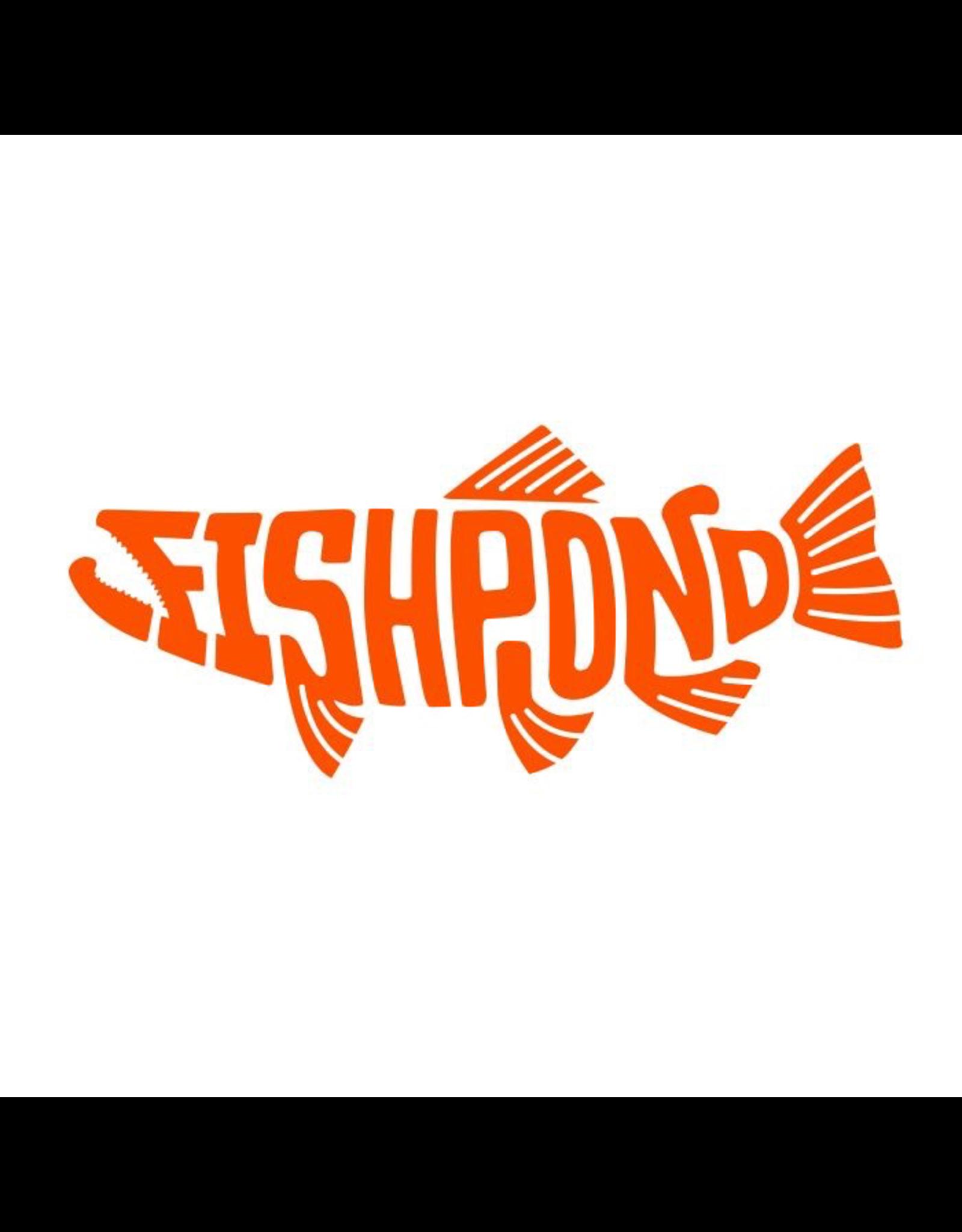Fishpond Fishpond Pescado Sticker