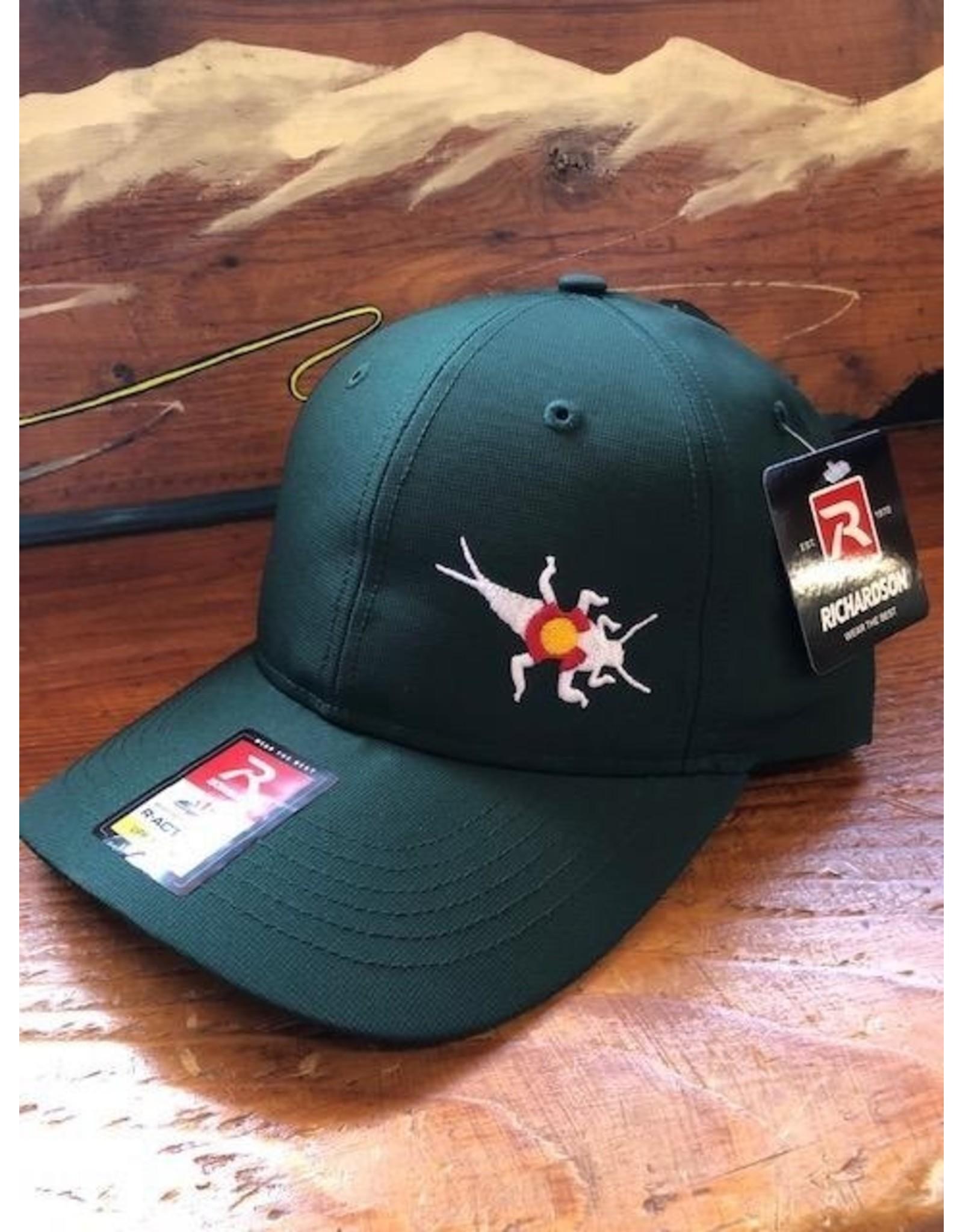Richardson RGA Stonebug R-Active Hat (Dark Green)