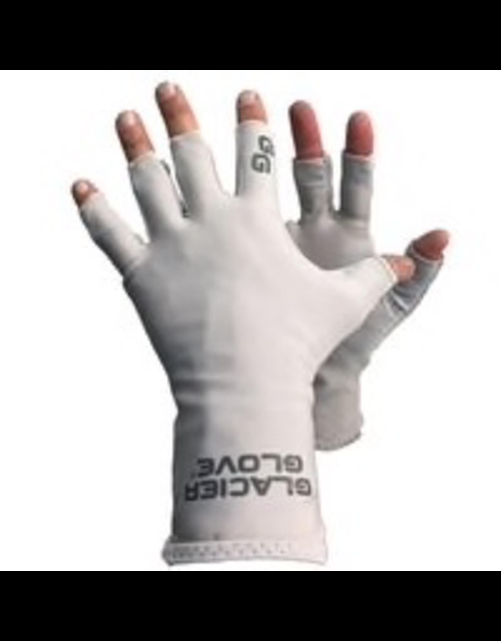 Glacier Glove Glacier Glove Abaco Bay Sun Gloves    Grey