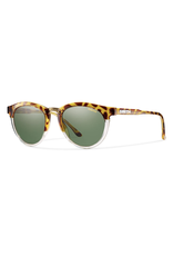 Smith Smith Questa Amber Tortoise Polarized Gray Green