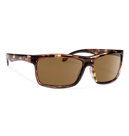 Forecast Optics Forecast Optics Ajay Matte Tortoise/Brown Polarized