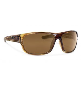 Forecast Optics Forecast Optics Scout Matte Brown/Gold Mirror Polarized