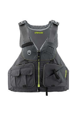 NRS NRS Chinook Fishing PFD Charcoal