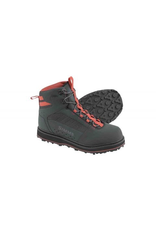 Simms Simms Tributary Wading Boot..Rubber Sole  Carbon
