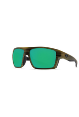 COSTA Bloke Matte Verde Teak Matte Black Green Mirror 580P