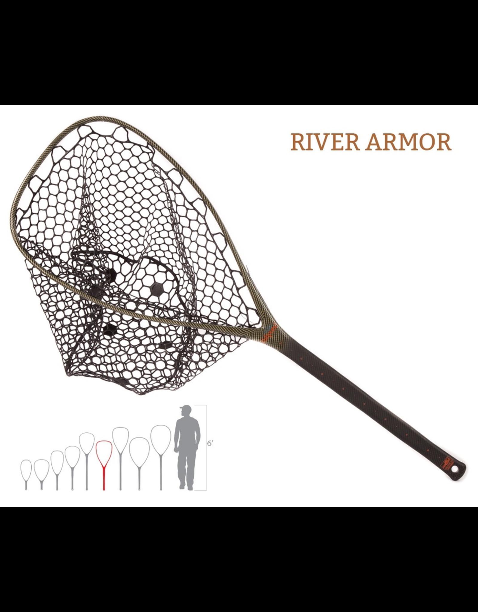 Fishpond Fishpond El Jefe Net (River Armor)