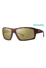 Smith Smith Challis Matte Tortoise ChromaPop Polarized Bronze Mirror