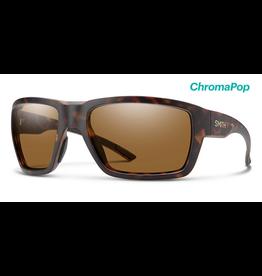 Smith Smith Highwater ChromaPop Plus Matte Dark Amber Tort/Polarized Brown