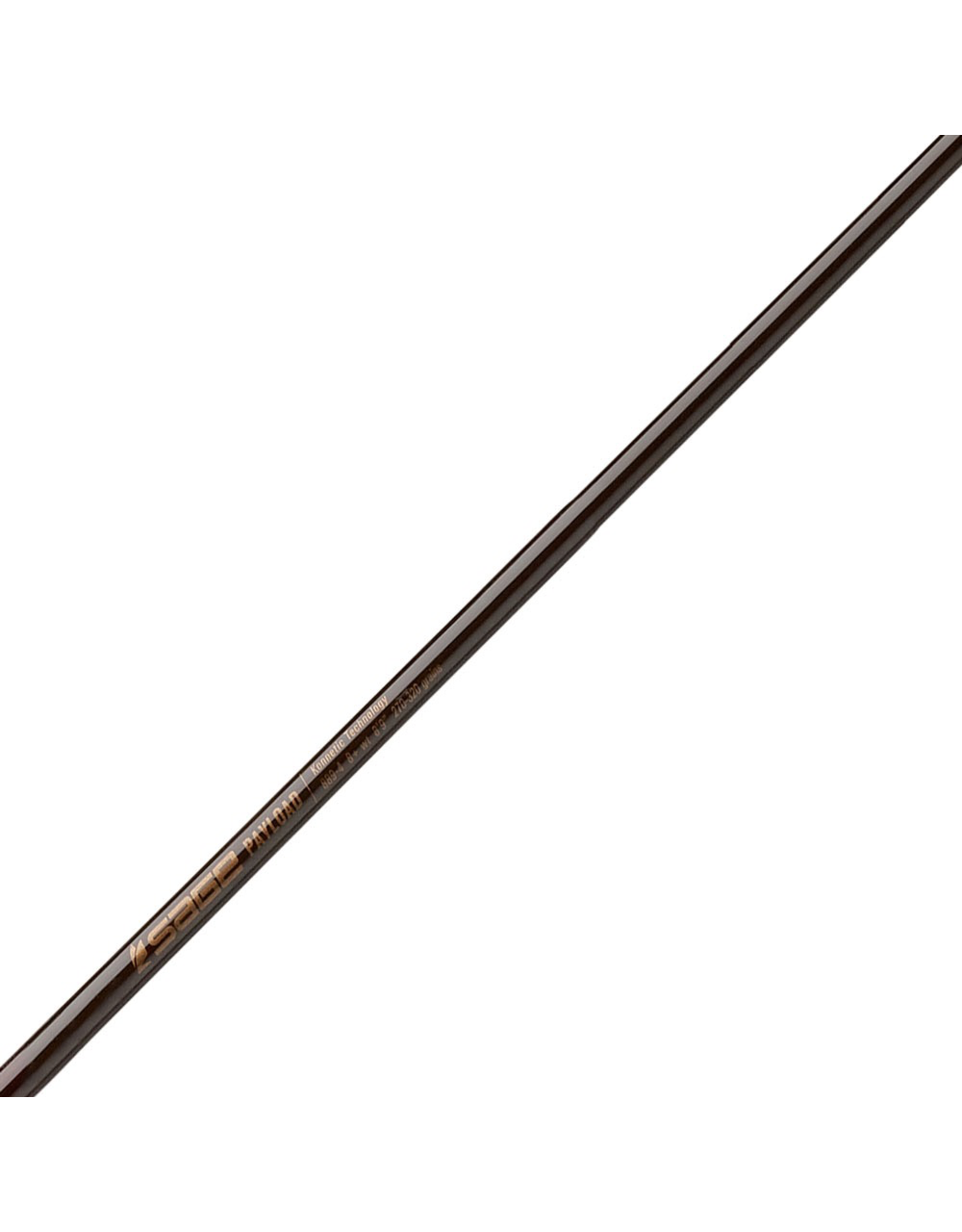 "SAGE Payload 8'9"" 6wt Fly Rod (4pc)"