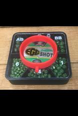Dinsmore Dinsmore Egg Shot Stealth 5 Size Dispenser Tin