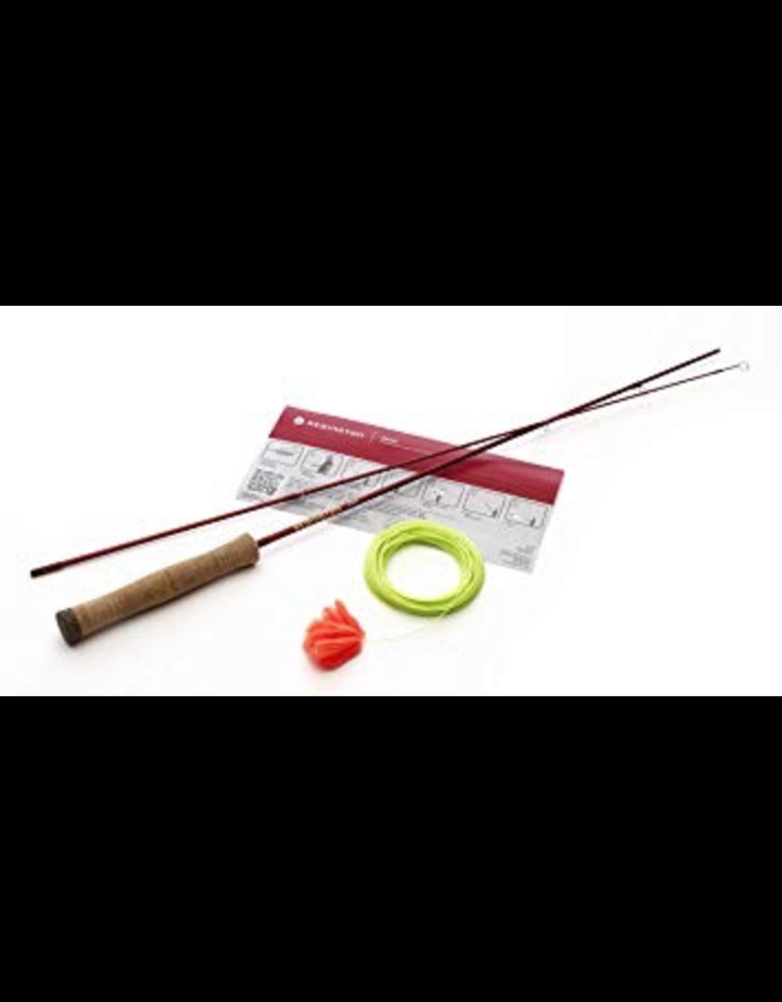 "Redington Form Game Rod 4'2"" w/ Line"