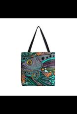Fishewear Tote (Groovy Grayling)