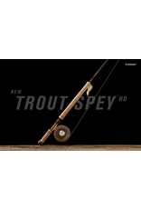 SAGE Trout Spey HD 11ft 3wt 4pc
