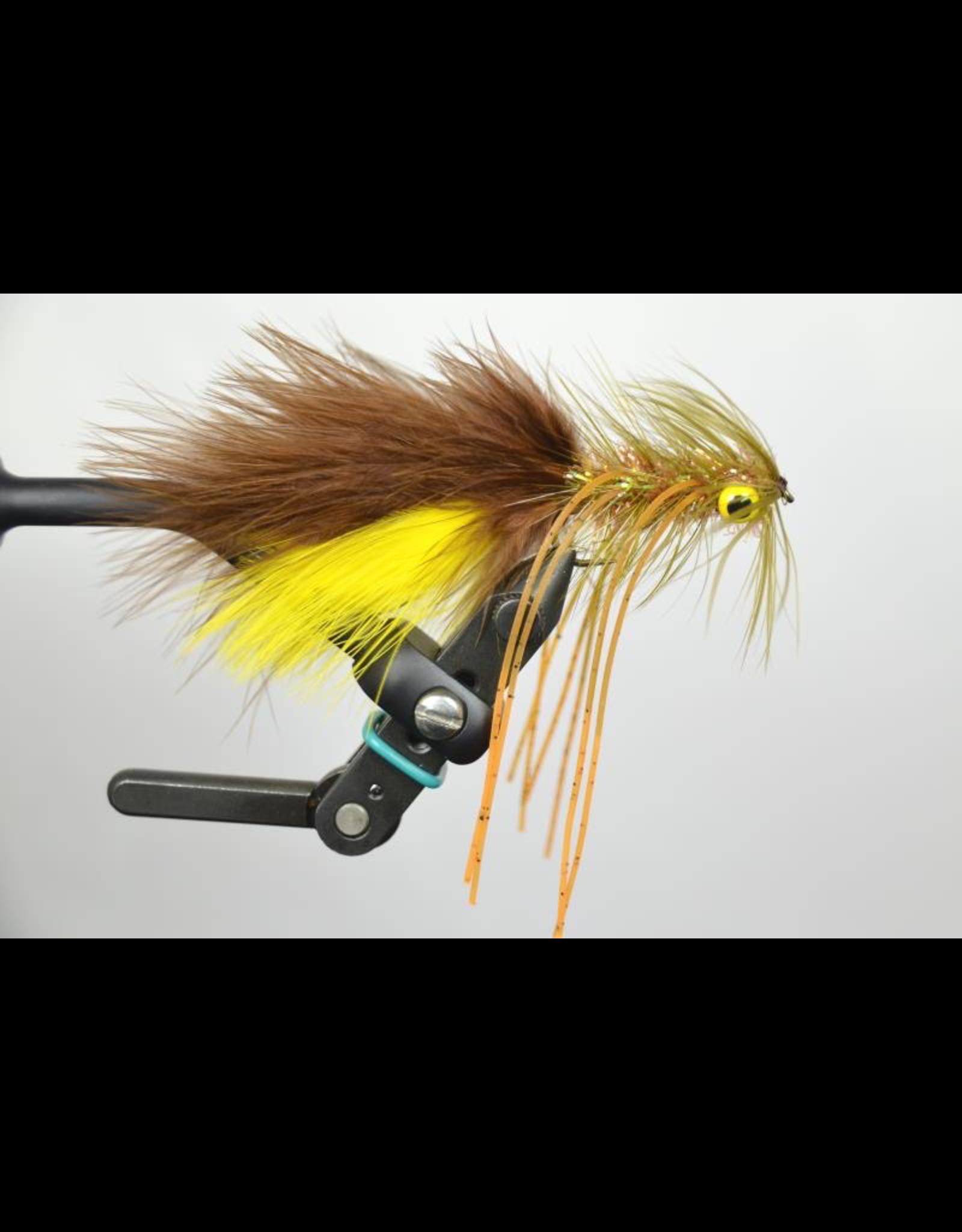 MFC Galloup's Big Hole Bug Brown/Yellow