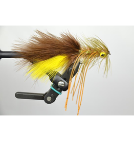 MFC Galloup's Big Hole Bug Brown/Yellow