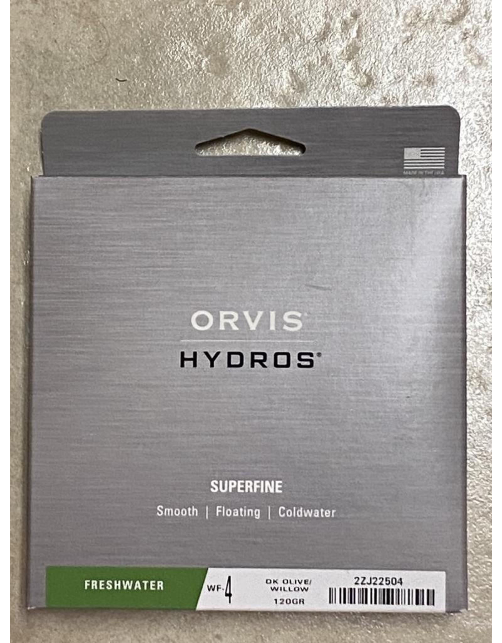 Orvis NEW ORVIS Hydros Superfine Fly Line