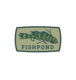 Fishpond Fishpond Meathead Sticker
