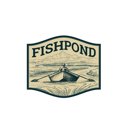 Fishpond Fishpond Drifter Sticker