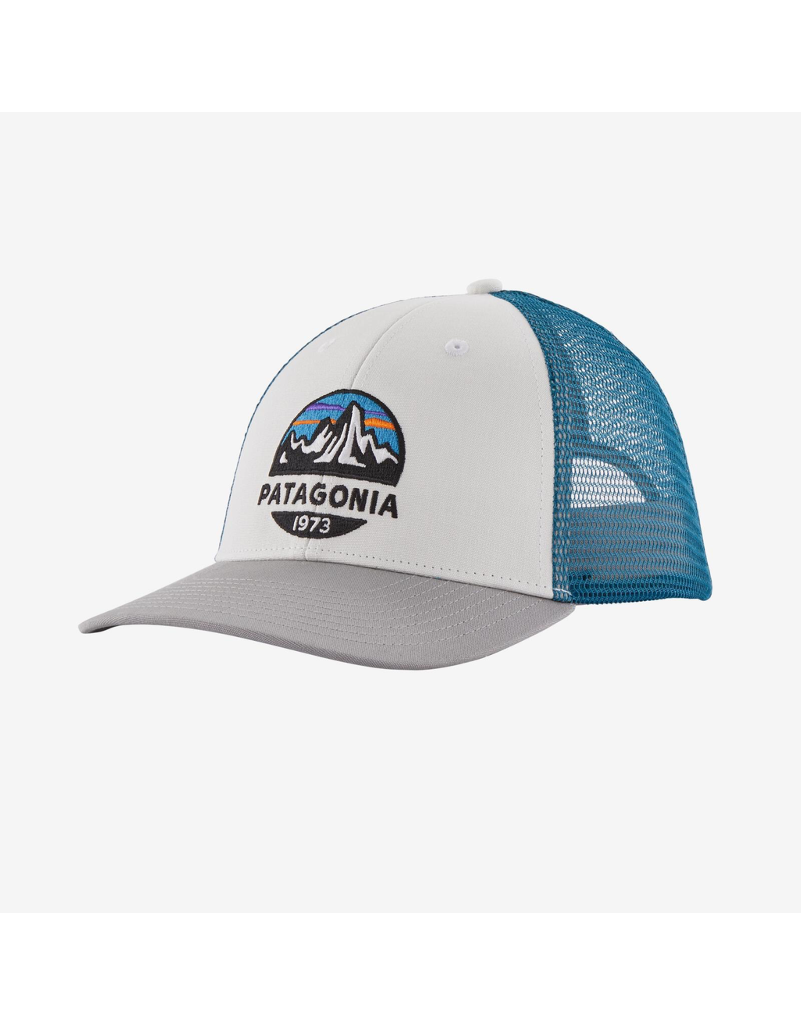 Patagonia Patagonia Fitz Roy Scope LoPro Trucker Hat - White
