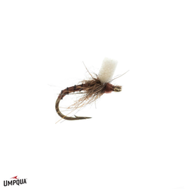 Umpqua Massacre Midge (3 Pack) Brown