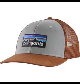 Patagonia Patagonia P6 Trucker Hat Drifter Grey