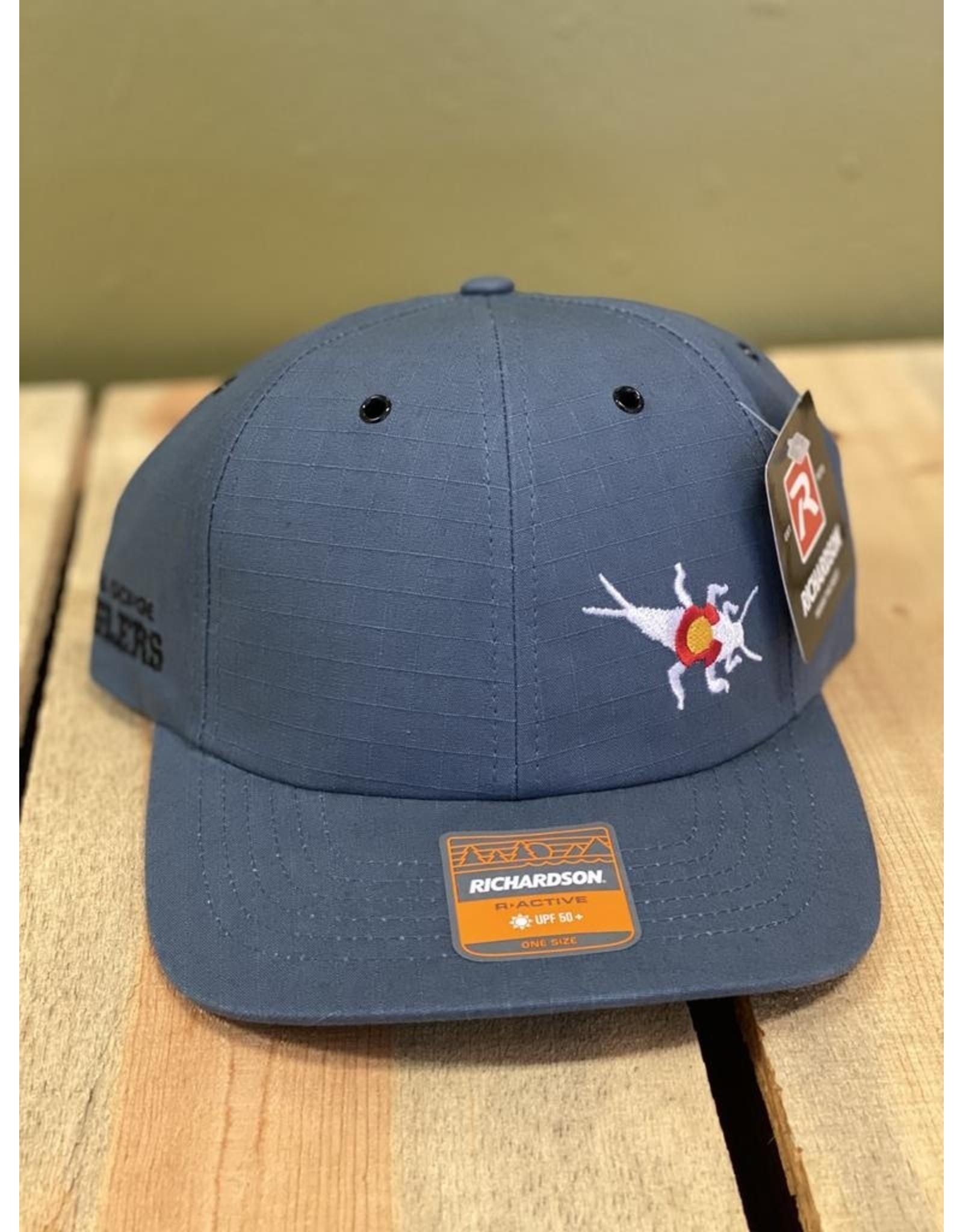 Richardson RGA Stonebug Ripstop Hat (Mallard Blue)