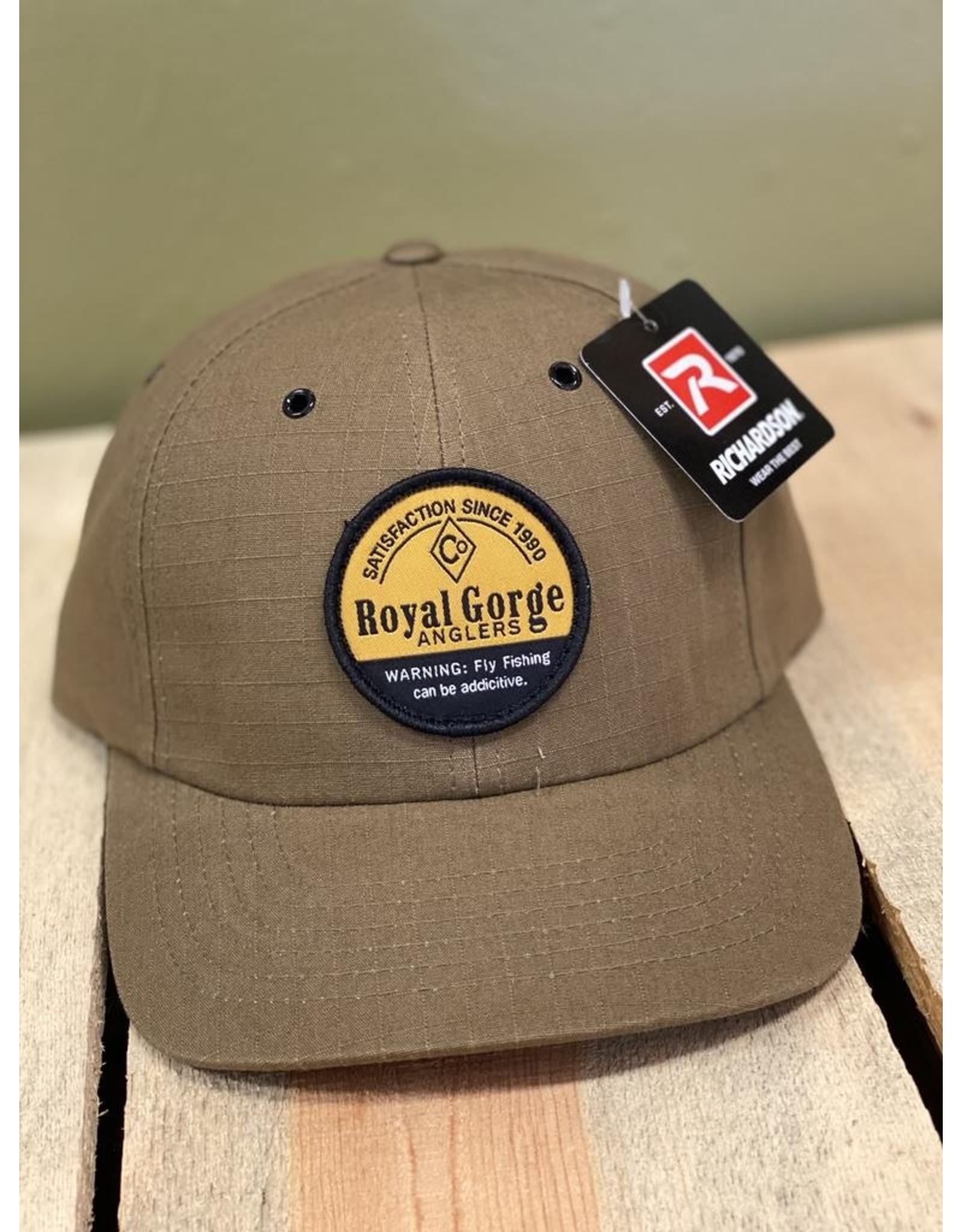 Richardson RGA Addictive Ripstop Hat (Driftwood)