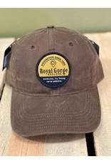 Richardson RGA Addictive Waxed Cotton Hat (Buck)