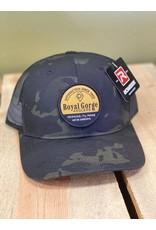 Richardson RGA Addictive Trucker Hat (Multicam/Black) *Made in USA