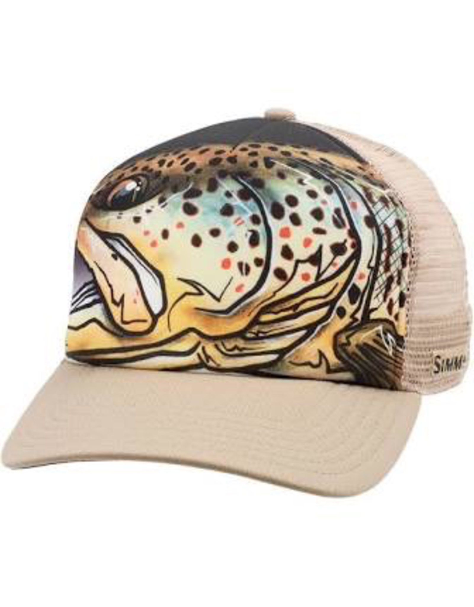 Simm s Simms Artist Series Fly Trucker Hat