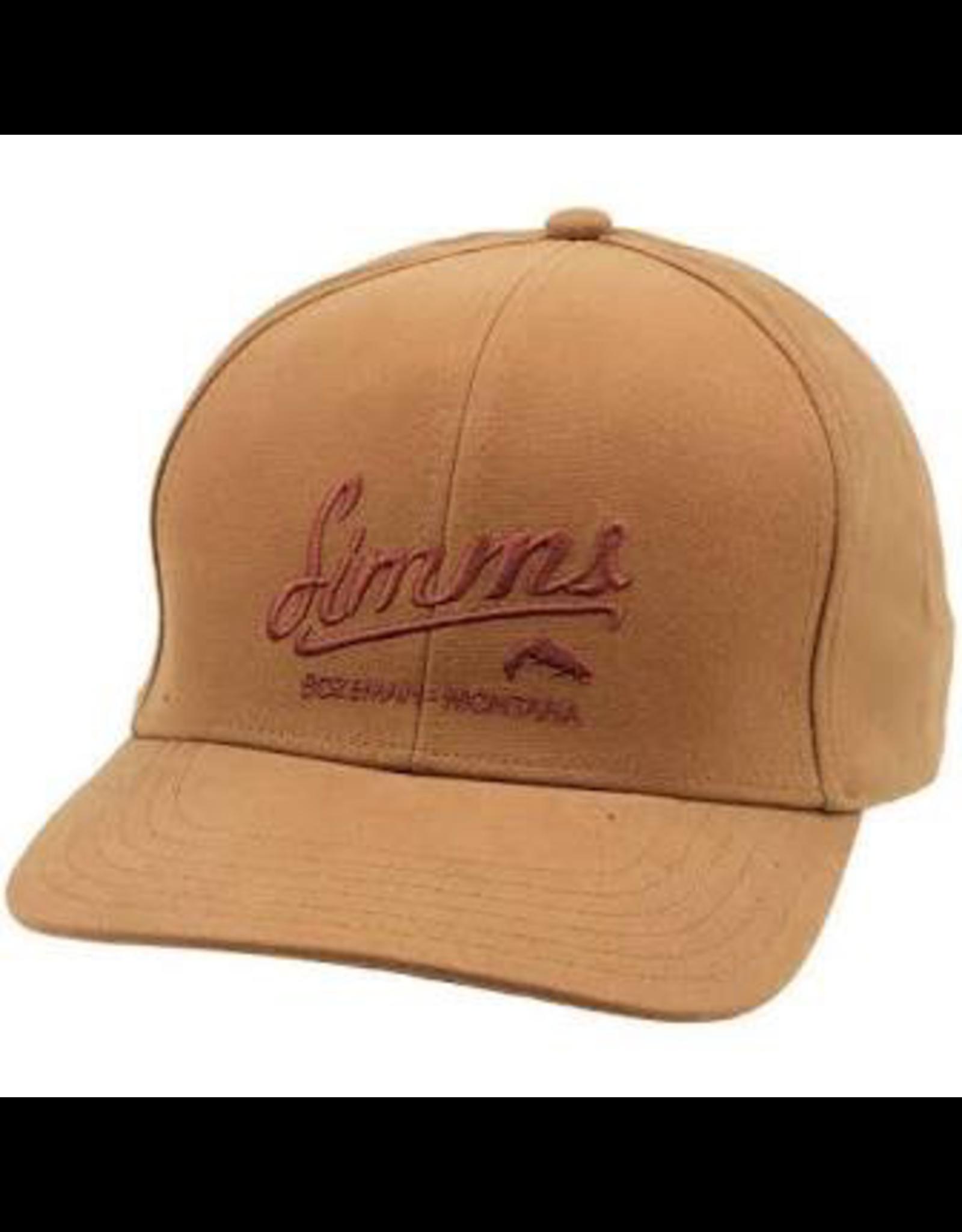 Simms Simms Riprap Canvas Hat