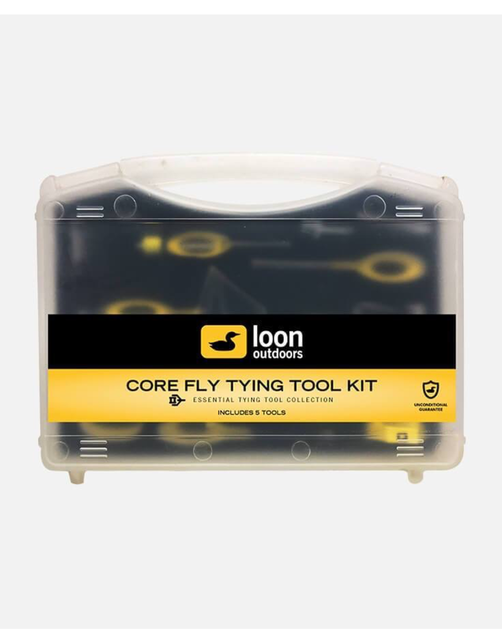 Loon Loon Core Fly Tying Tool Kit