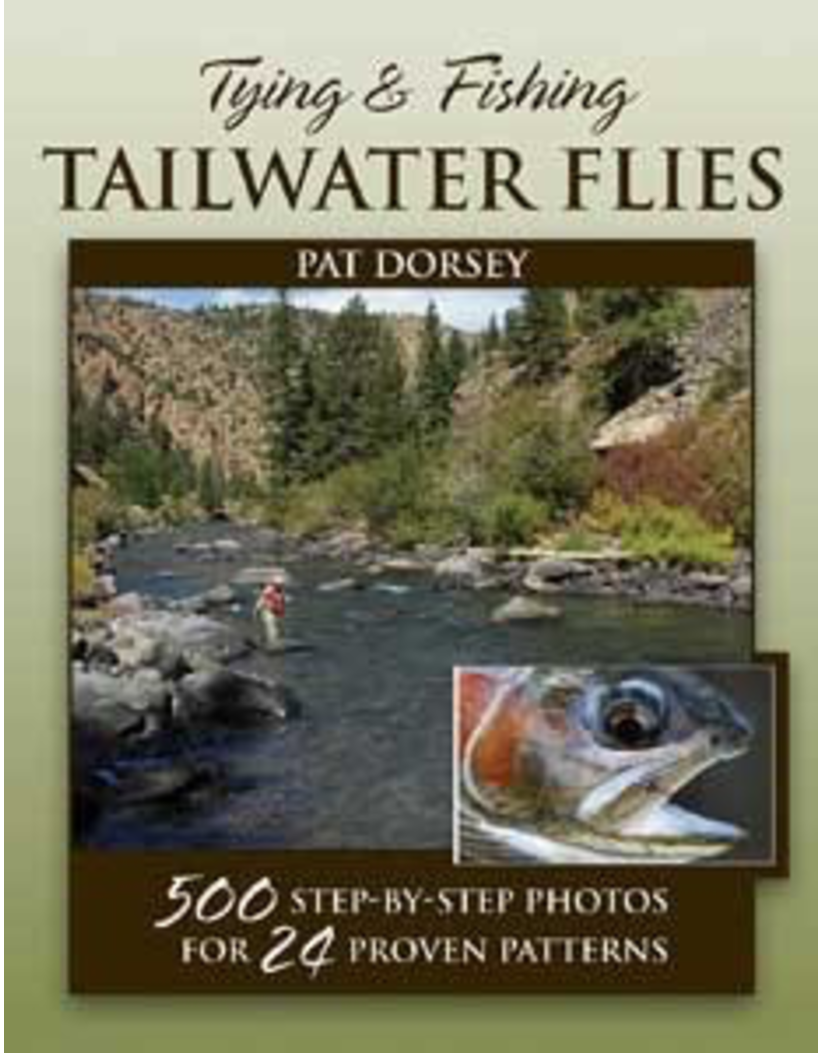booksq Tying and Fishing Tailwater Flies by Pat Dorsey