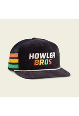 Howler Howler Citrus Structured Snapback (Navy)