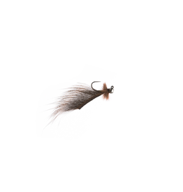 Umprqua Mini Leech Jig Brown 14 (2 pack)